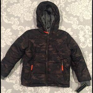 NWT Boys Rothschild coat